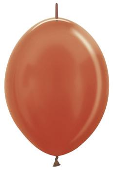 """12""""B Linko Deluxe Copper (50 count)"""