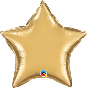 "20""Q Star Chrome Gold (10 count)"