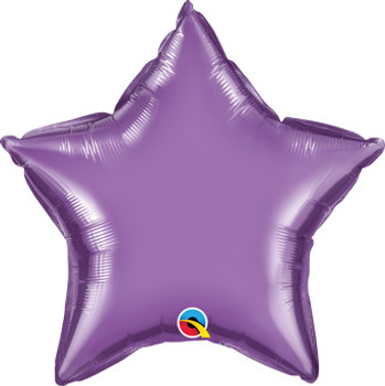 "20""Q Star Chrome Purple (10 count)"