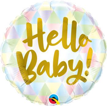 "18"" Hello Baby 5 count"