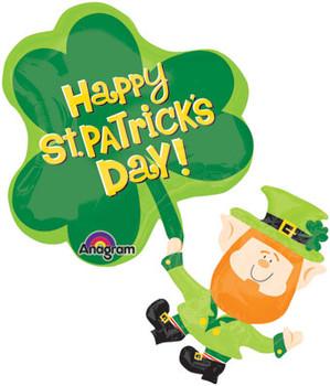 "33""A St. Patricks Day Leprechaun (1 count)"