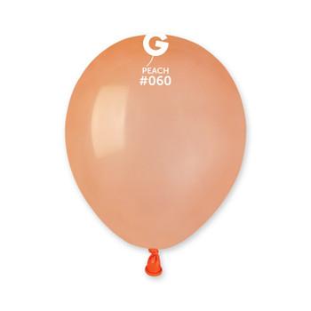 """5""""G Peach #060 (100 count)"""