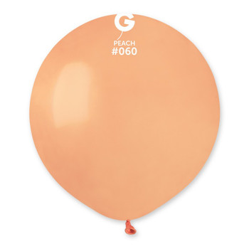 """19""""G Peach #060 (25 count)"""