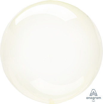 "18""A Crystal Clearz Yellow Pkg (5 count)"