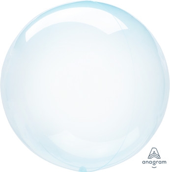 """18""""A Crystal Clearz Blue (5 count)"""