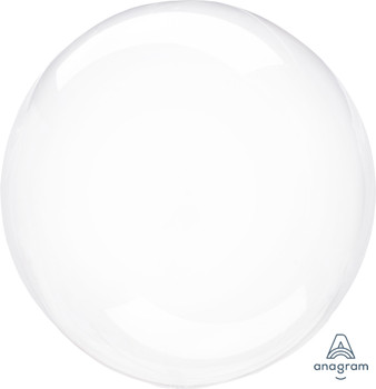 "18""A Crystal Clearz Clear (5 count)"