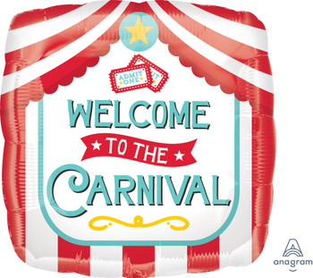 "18""A Carnival, Welcome To The(10 count)"