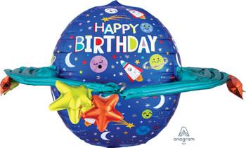 "29""A Happy Birthday Galaxy (1 count)"