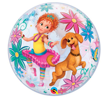 "22""Q Bubble, Fancy Nancy(1 count)"
