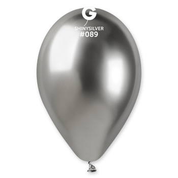 "13""G Shiny Silver #089 (25 count)"