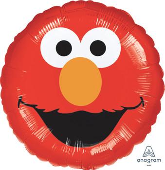 "18""A Elmo, Smiles(5 count)"