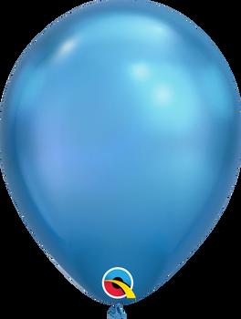 "11""Q Chrome, Blue (25 count)"