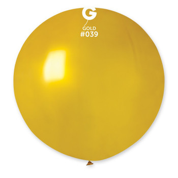 "19""G Metallic Gold #039 (25 count)"