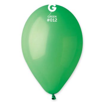 "12""G Green Med #012 (50 count)"