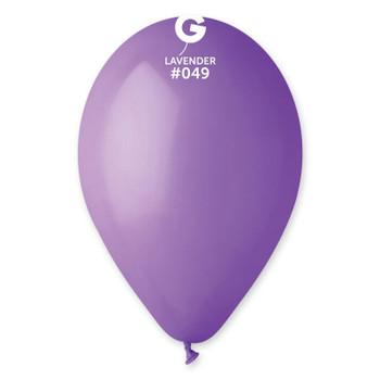 "12""G Lavender #049(50 count)"