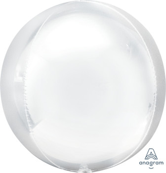 "16""A Orbz White (3 count)"