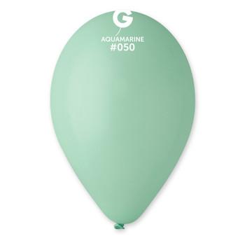 """12""""G Aquamarine #050 (50 count)"""
