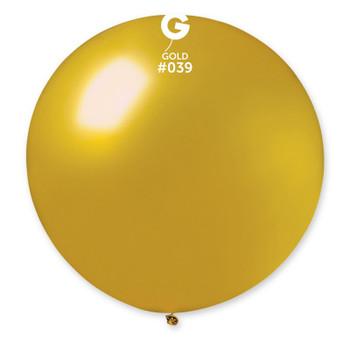 "31""G Metallic Gold #039 (2 count)"
