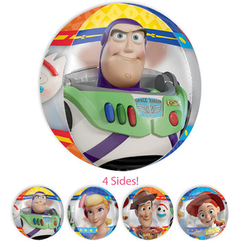 """16""""A Toy Story 4 Clear Orbz (1 count)"""