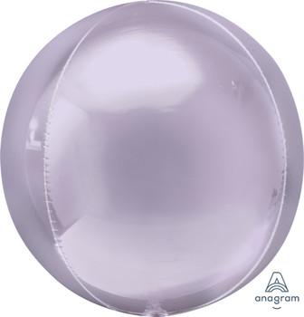 "16""A Orbz Pastel Lilac (3 count)"