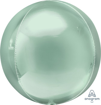 "16""A Orbz, Mint Green (3 count)"