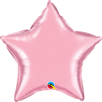 "9""Q Star Pearl Pink (10 count)"