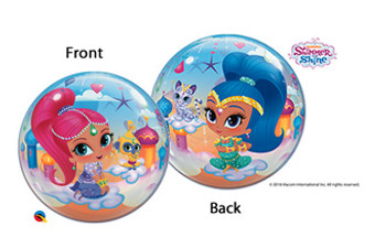 "22""Q Bubble, Shimmer and Shine(1 count)"
