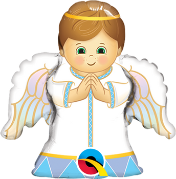 "14""Q Angel Boy(10 count)"