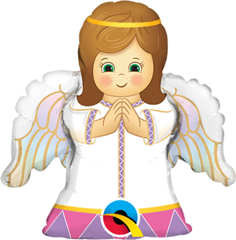 "14""Q Angel Girl(10 count)"