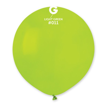 "19""G Light Green #011 (25 count)"