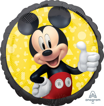 "18""A Mickey Mouse, Forever (5 count)"