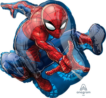 "29""A Spiderman Body (5 count)"