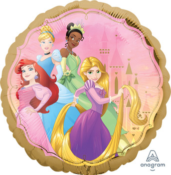 "18""A Disney Princess, Once Upon A Time (5 count)"
