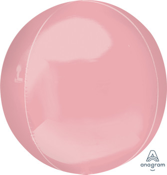 """21""""A Orbz Pastel Pink Jumbo (3 count)"""