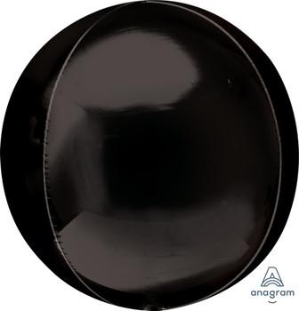 "21""A Orbz Black Jumbo (3 count)"