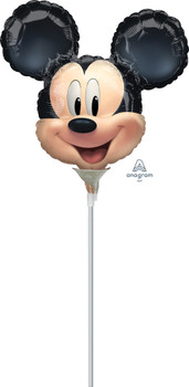 "10""A Mickey Mouse Forever Head (10 count)"