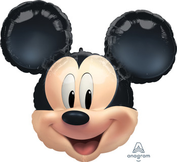 """25""""A Mickey Mouse Forever Head(1 count)"""