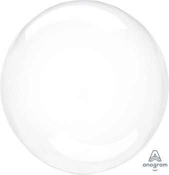 "10""A Crystal Clearz Clear Pkg (5 count)"