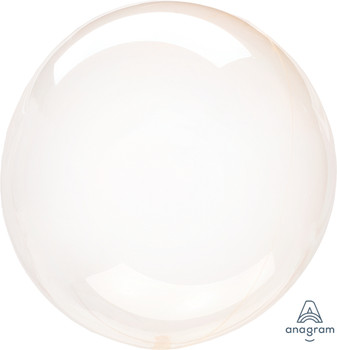 "10""A Crystal Clearz Orange (5 count)"