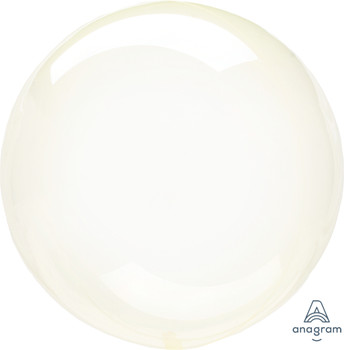 "10""A Crystal Clearz Yellow Pkg (5 count)"
