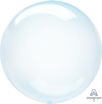 "10""A Crystal Clearz Blue (5 count)"
