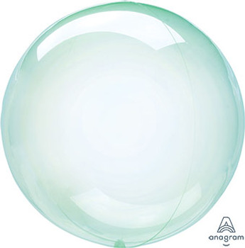 "18""A Crystal Clearz Green (5 count)"