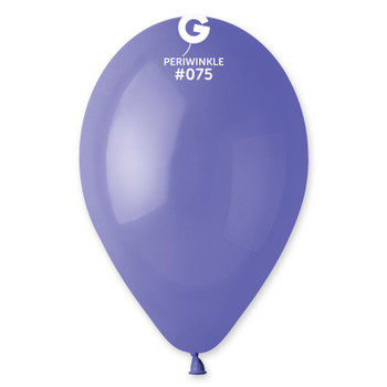 """12""""G Periwinkle #075 (50 count)"""