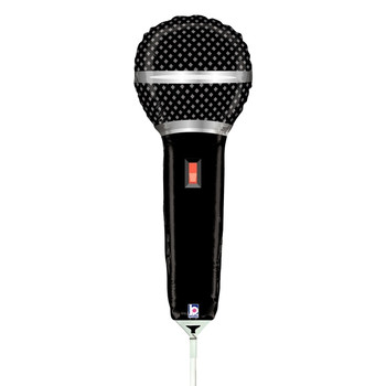 """14""""B Microphone Music (10 count)"""