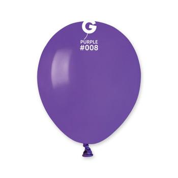 "5""G Purple #008(100 count)"