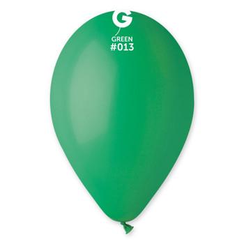"""12""""G Dark Green #013(50 count)"""