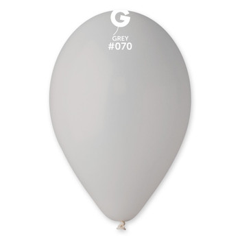 "12""G Grey #070 (50 count)"