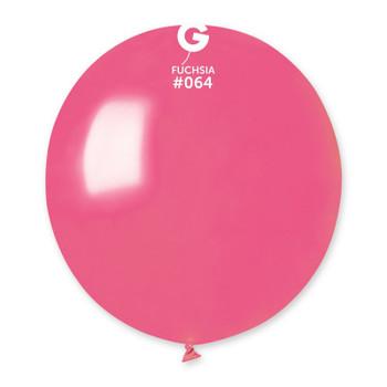 """19""""G Metallic Fuchsia #064 (25)"""
