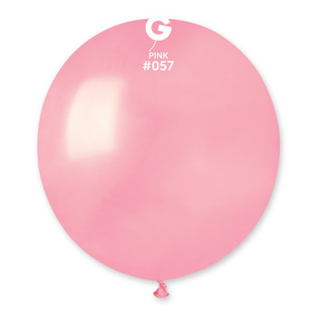 """19""""G Pink #057(25 count)"""