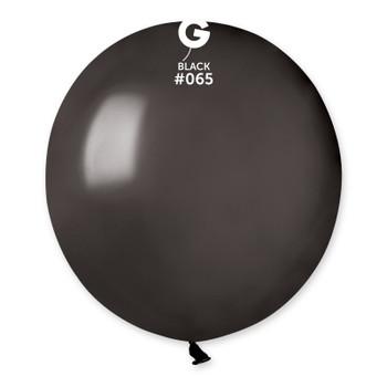 "19""G Metallic Black #065 (25 count)"